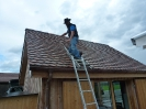 Bau der Solaranlage_1
