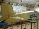 Umbau Boulton and Paul P 71 a zur Boulton Spezial Mark 1